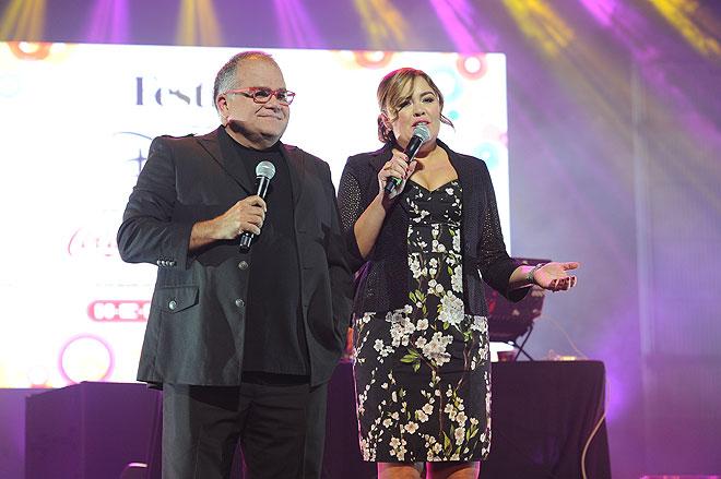 Monique Manso, Armando Correa, Festival People