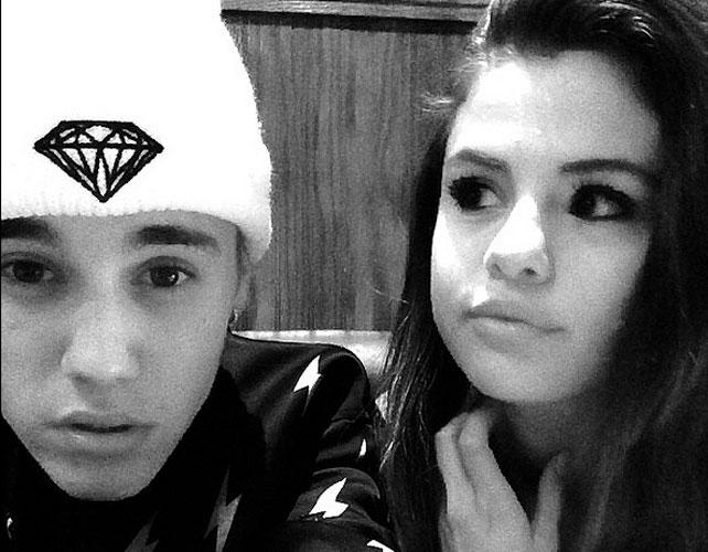Justin Bieber y Selena Gomez para articulo