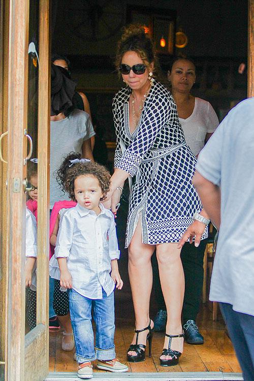 Mariah Carey, Míralos