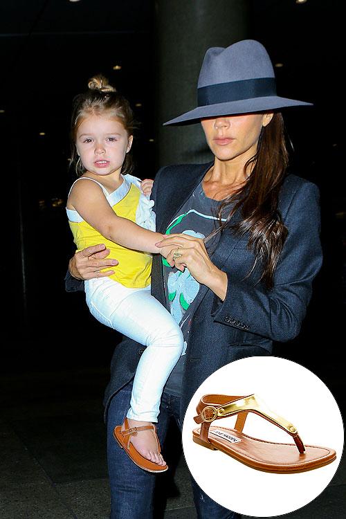 El look por menos para tus hijos, vuelta a clases, Harper Beckham
