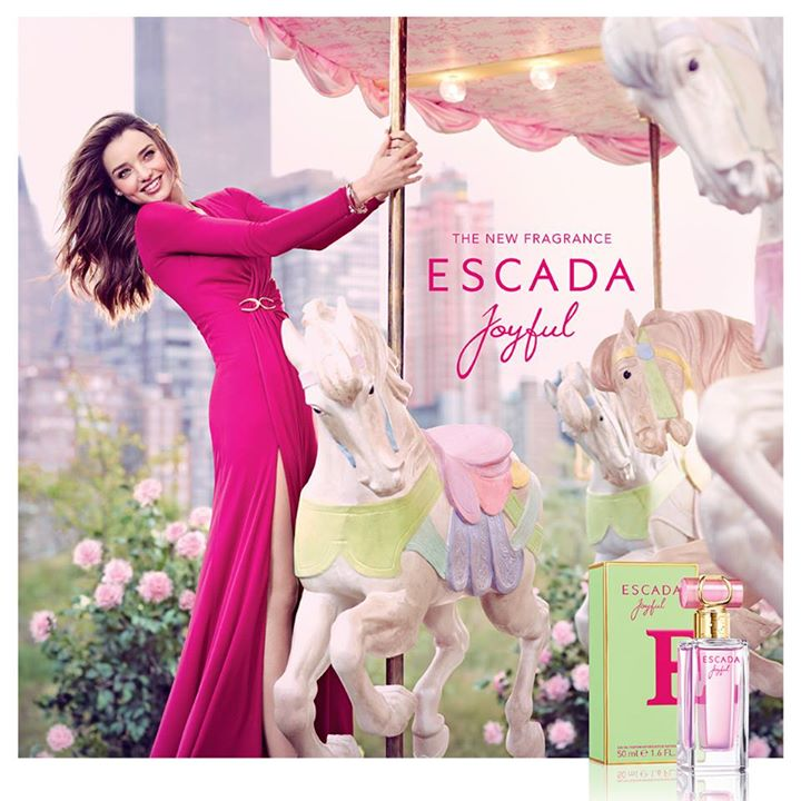 El blog de úrsula, escada, joyful, perfume, miranda kerr