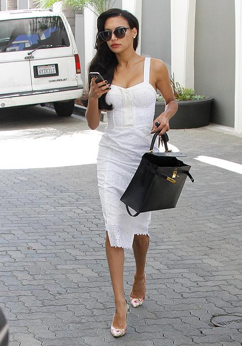 El look del día, Naya Rivera