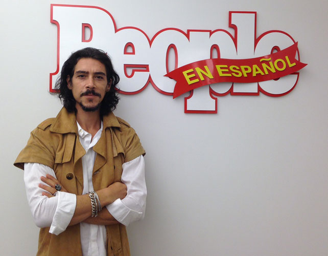 Oscar Jaenada para articulo