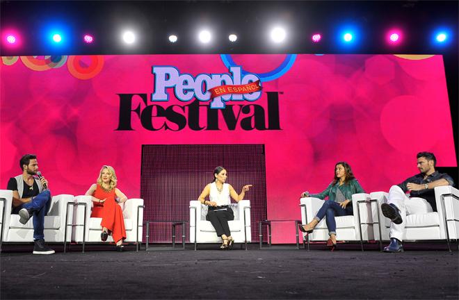 Festival People 2014, Gabriel Coronel, Edith González, Sara Maldonado, Julián Gil