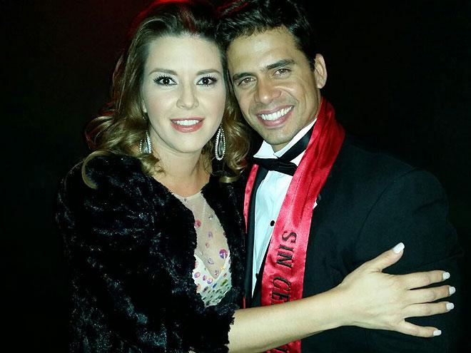 Alicia Machado, Pedro Moreno, Míralos