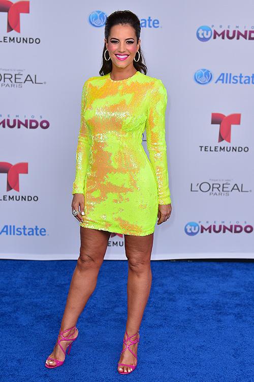 Copia el look, cabello, Gaby Espino, Premios Tu Mundo
