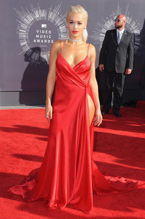 Rita Ora, mtva