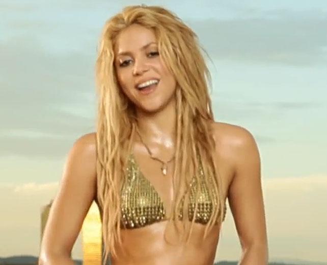 Shakira para articulo de plagio