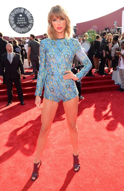 Taylor Swift, mtva