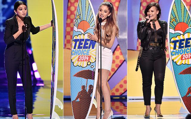teen choice awards para articulo