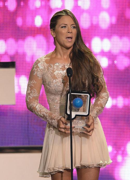 Premios Tu Mundo, El show en imágenes, Ximena Duque