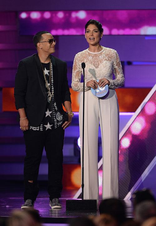 Premios Tu Mundo, El show en imágenes, Daddy Yankee, Blanca Soto