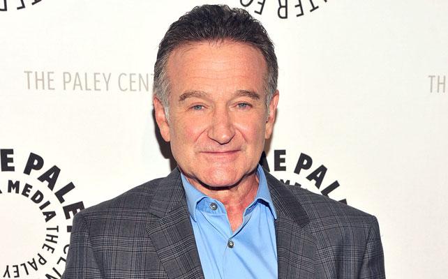Robin Williams para articulo de parkinsons disease