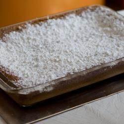 Brownies de galletas Marías