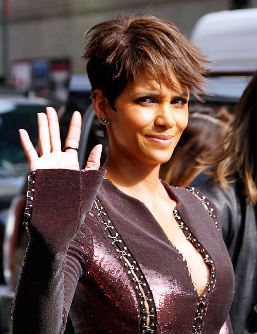 Halle Barry, Golpeadas