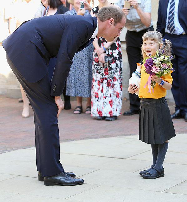 Príncipe William, Míralos