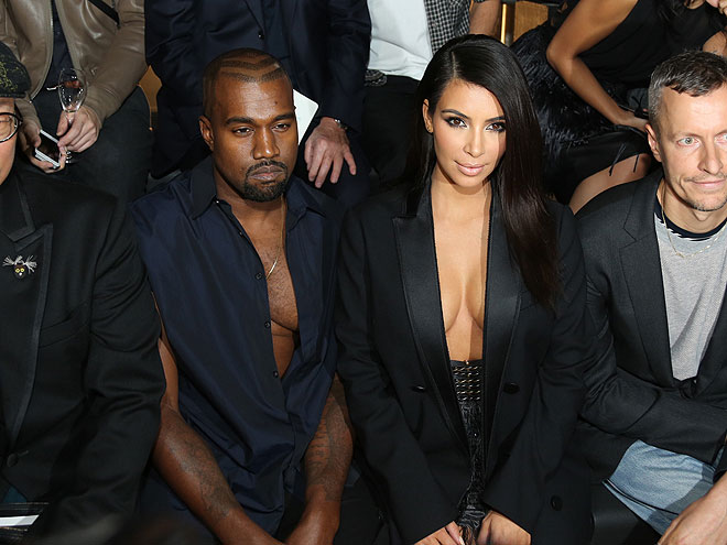 Kanye West, Kim Kardashian, Míralos