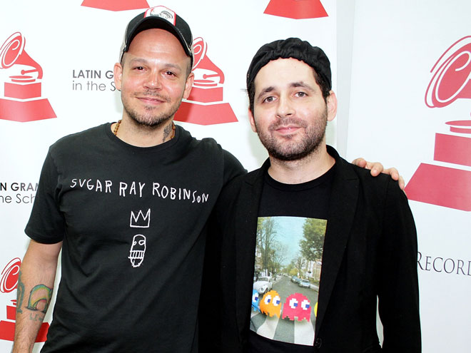Rene Perez y Eduardo Cabra