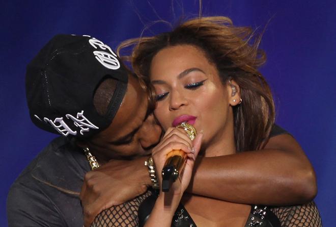 Beyonce y Jay Z