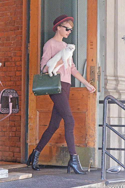 Taylor Swift, Míralos