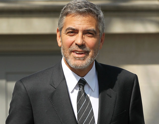 George Clooney para articulo