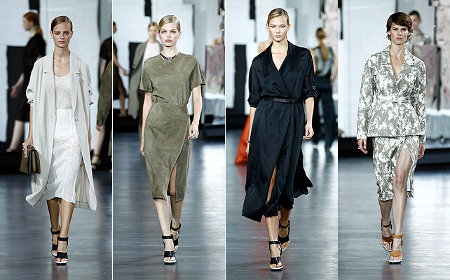 Fashion week, Jason Wu, Desfile