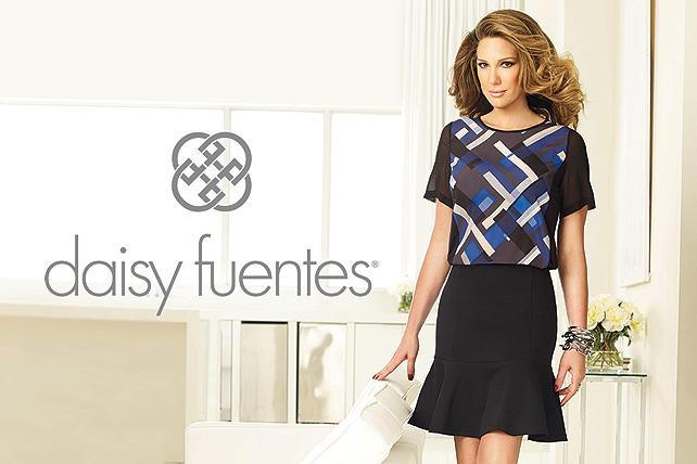 Daisy Fuentes, kohls, moda