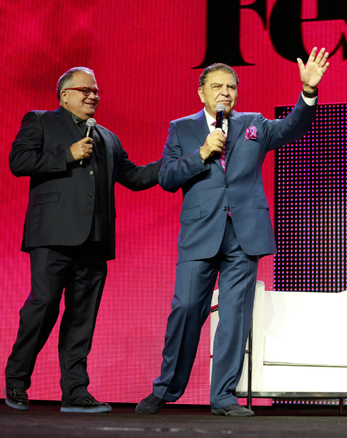 Armando Correa, Don Francisco, Festival People