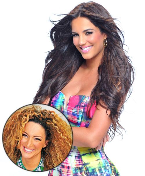 Gaby Espino, Erika Ender, Poderosas