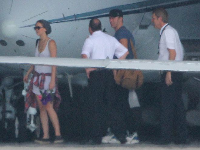 Chris Martin, Jennifer Lawrence, Míralos