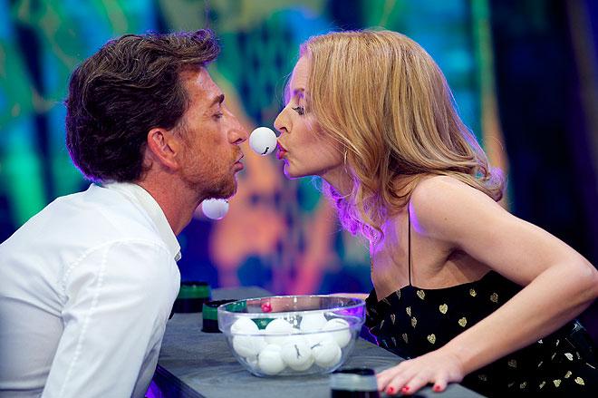Pablo Motos, Kylie Minogue, Miralos