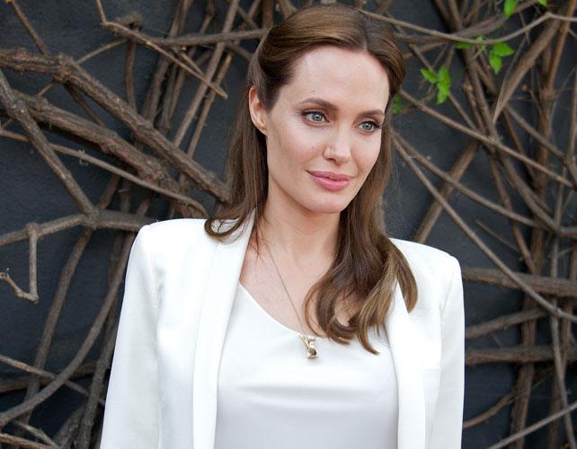 Angelina Jolie para articulo