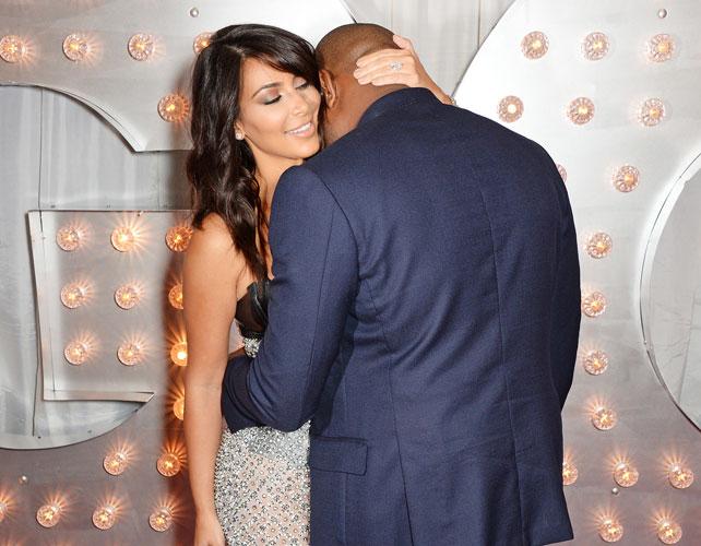Kim Kardashian Kanye West para articulo