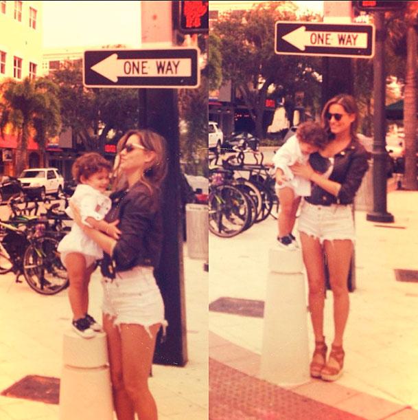 Lola Ponce, instagram, eric