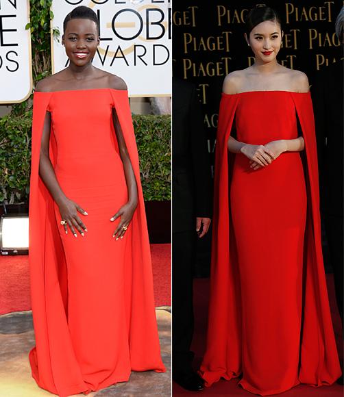 Lupita Nyong'o, Nong Poy, Fashion Faceoff