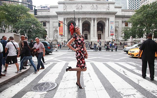 Eva Mendes, New York Company