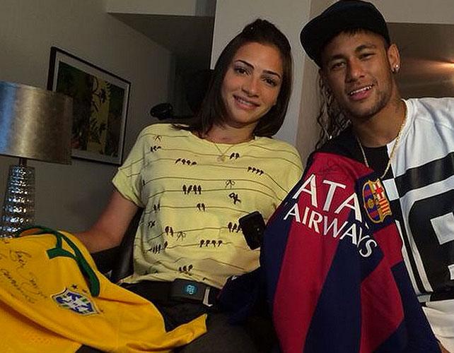 Neymar para articulo