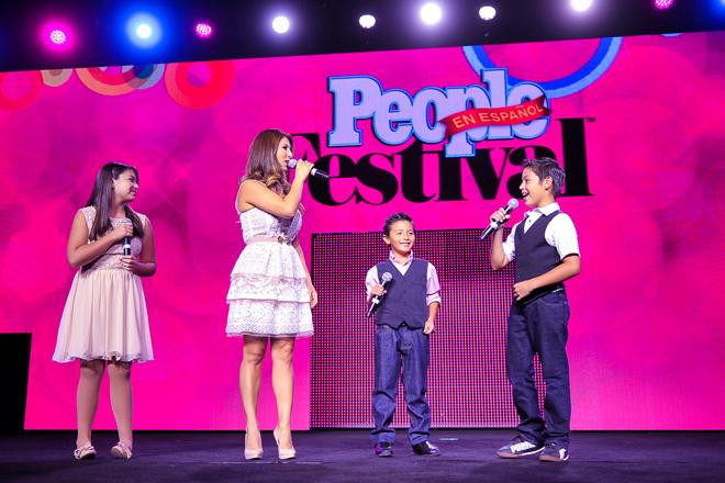 Priscila, Festival People en Español