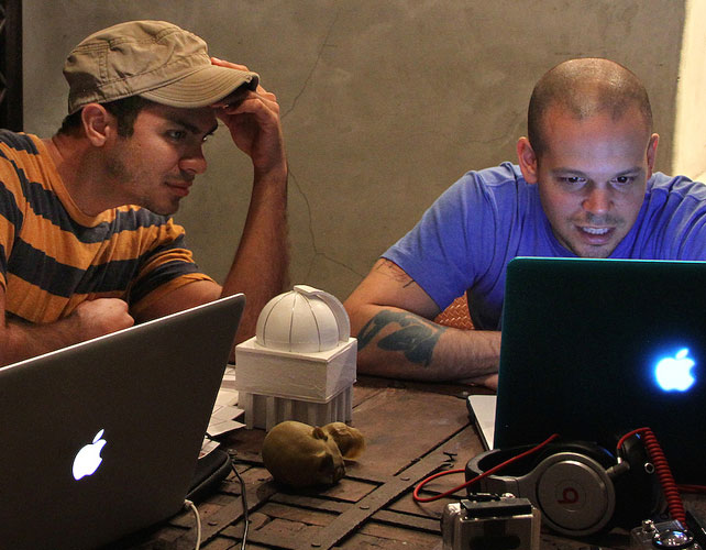 Rene Perez y Quique Rivera para articulo