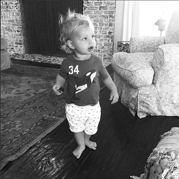 Jessica Simpson, bebés en instagram