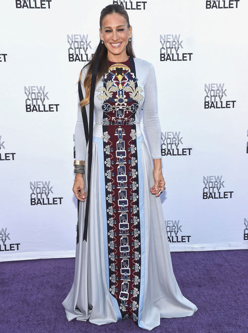 SARAH JESSICA PARKER, Top 15 looks of the week