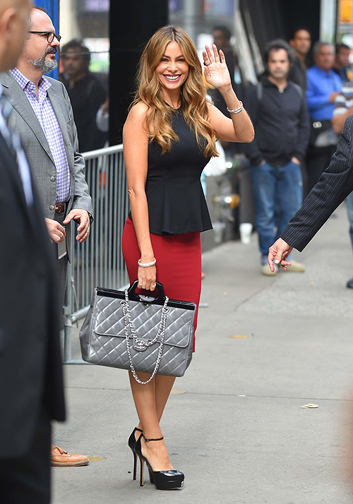 Sofía Vergara, Top 15 looks of the week