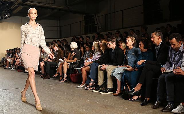 Fashion week, Wes Gordon, Desfile