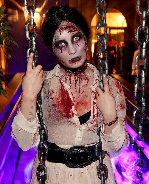 Demi Lovato, Halloween