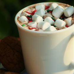Chocolate caliente especial
