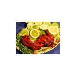 Pollo estilo tandoori