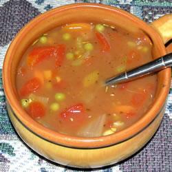 Chili vegetariano facilísimo