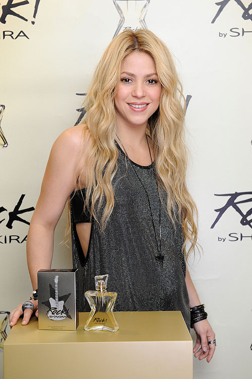 Shakira, Míralos
