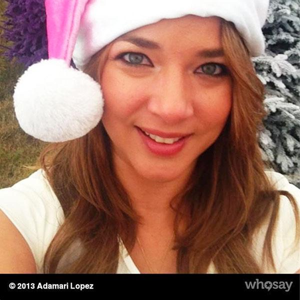 Adamari López, Navidad