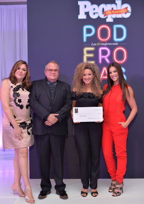 Monique Manso, Armando Correa, Erika Ender, Poderosas